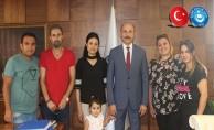 ÜCRETLİ ÖĞRETMENLER TÜRK EĞİTİM-SEN'İ ZİYARET ETTİ