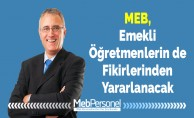 MEB, Emekli Öğretmenlerin de Fikirlerinden Yararlanacak