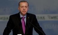 Erdoğan, Atatürk'ün vefatının 80. yılı dolayısıyla mesaj yayımladı