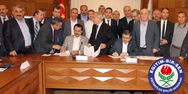 Toplu Sözleşme 1 Ocak'ta Yürürlüğe Girdi