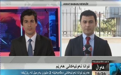 TRTŞEŞ, Kuzey Irak'a yönelik Soranice bültene başlıyor
