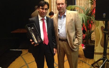 TTNET'e, Oracle Mükemmellik Ödülü