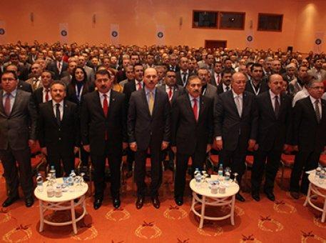 TÜRK EĞİTİM - SEN İLÇE TEMSİLCİLERİ TOPLANTISI YAPILDI