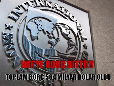 Türk Eğitim Sen'den 'IMF' Açıklaması