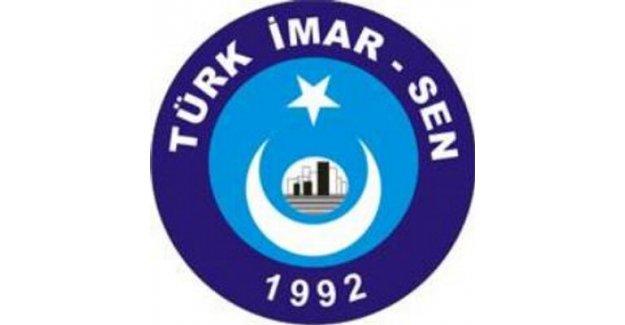 Türk İmar-Sen'in Bayındır Memur-Sen'e Cevap