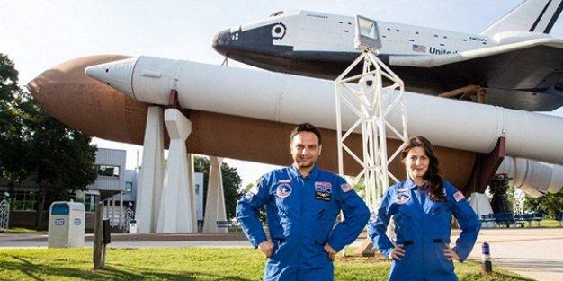 Türk öğretmenler Uzay Akademisi'nde eğitim aldı