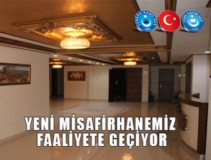 Türkiye Kamu-Sen Yeni Binasını Açıyor