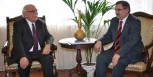 Ahmet Gündoğdu'dan Bakan AVCI'ya Rotasyon İptali İçin Teşekkür.
