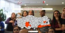 Sosyal bilgiler öğretmenliği için başvuru sayfası