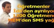 İdil#039;deki bin 200 öğretmene SMS#039;li seminer daveti