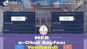 MEB e-Okul Sayfası Yenilendi