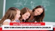 10 Bin Öğretmen Alım İlanı İçin Ne Bekleniyor?