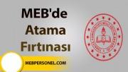 MEB'de Atama Fırtınası...(Detaylar)