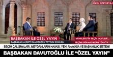 Başbakan Davutoğlu: ''KPSS Öncesi Öğretmen Ataması Yok''