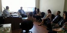 EBS İlçe Başkanı, Müdür Koltuğundan Sendikacılık Yapıyor