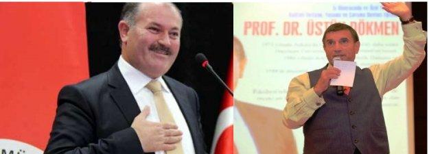Üstün Dökmen'den Ankara Milli Eğitim Müdürü Erol Bozkurt'a Yalanlama