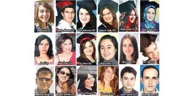 Van Depreminde Hayatını Kaybeden Öğretmenleri Rahmetle Anıyoruz
