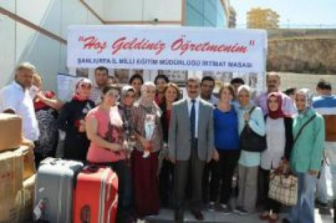 Viranşehir'e 123 Öğretmen Atandı