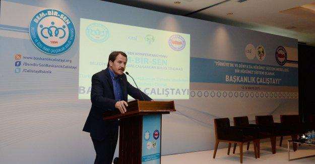 Yalçın: Büyük Türkiye'nin Vizyon Belgesi Yeni Anayasa Olmalıdır
