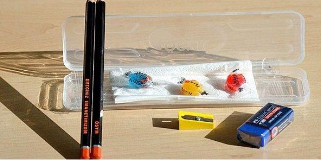 YGS kalemleri köy okullarındaki öğrencilere dağıtıldı