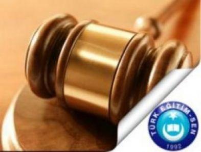 Yönetici Atamada Yargı Kararı