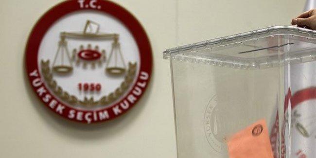 YSK: Geçici görevdeki polisler kimlik gösterip oy kullanamaz
