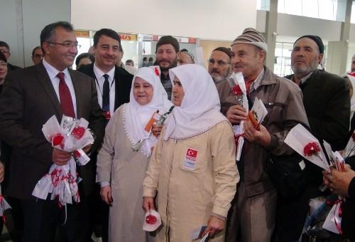 Zafer Bölgesel Havaalanı'ndan ilk uluslararası uçuş Medine'ye