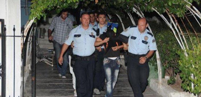 Zonguldak'ta polisten kaçan 3 kişi kıskıvrak yakalandı